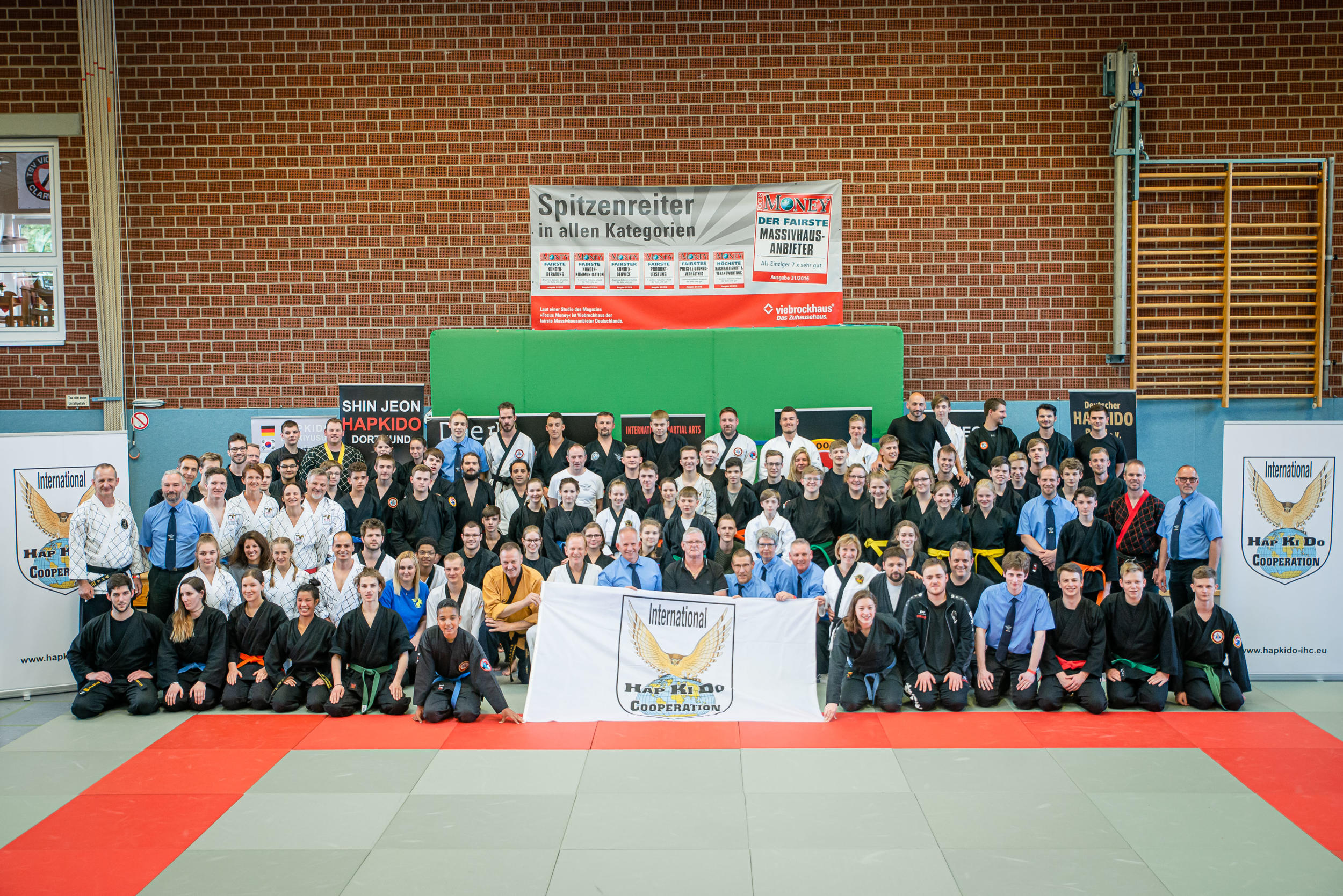 Hapkido<br> Hapkido Europameisterschaft