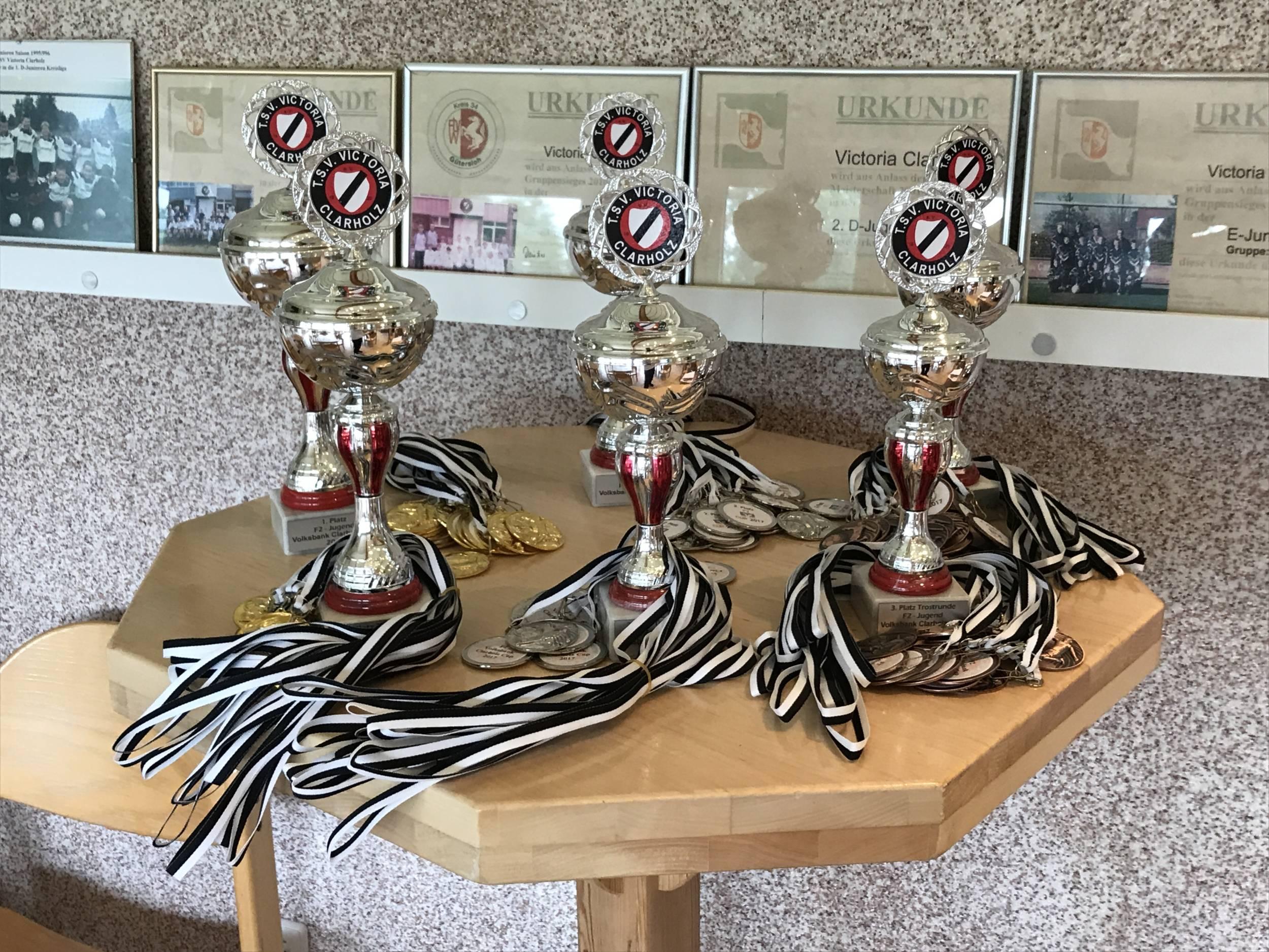 F-Jugend Turniere