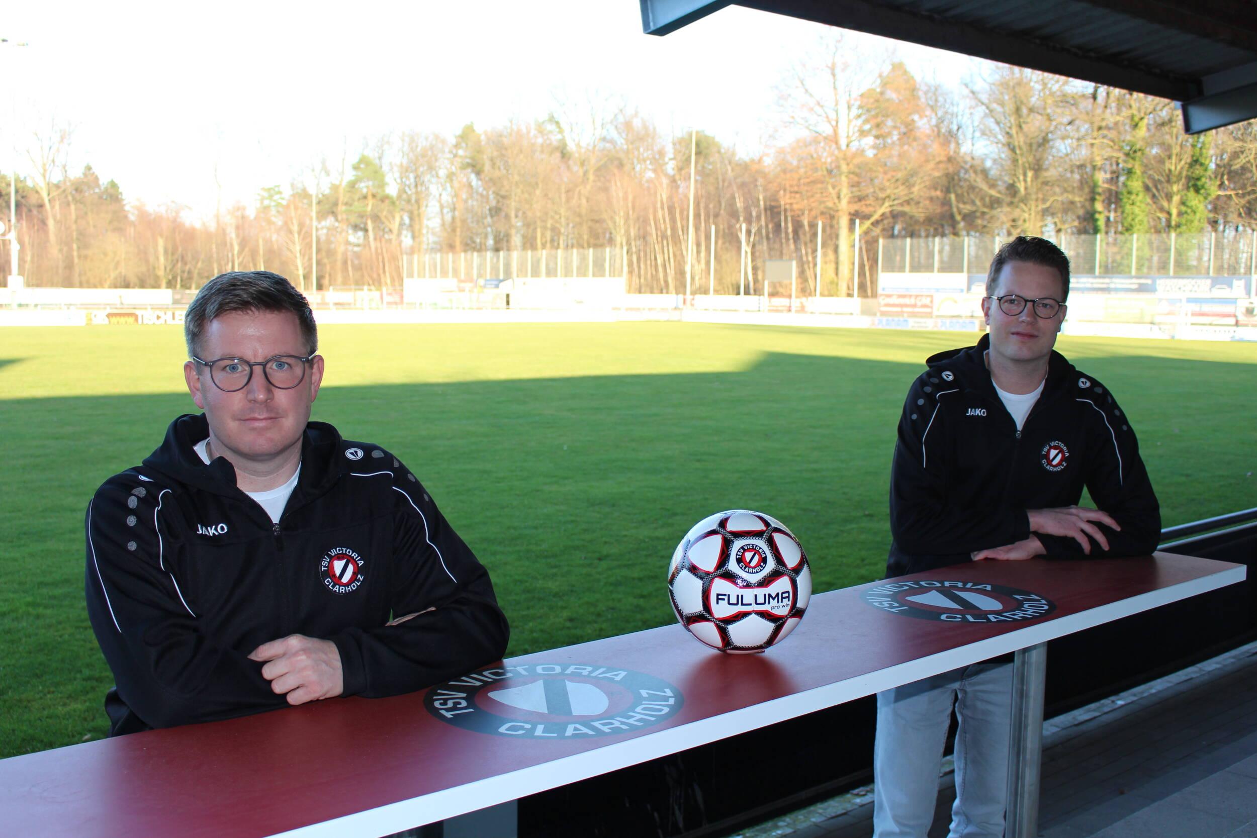 Fußball<br>Winkelmann verlängert und wird Sportlicher Leiter im Jugendbereich