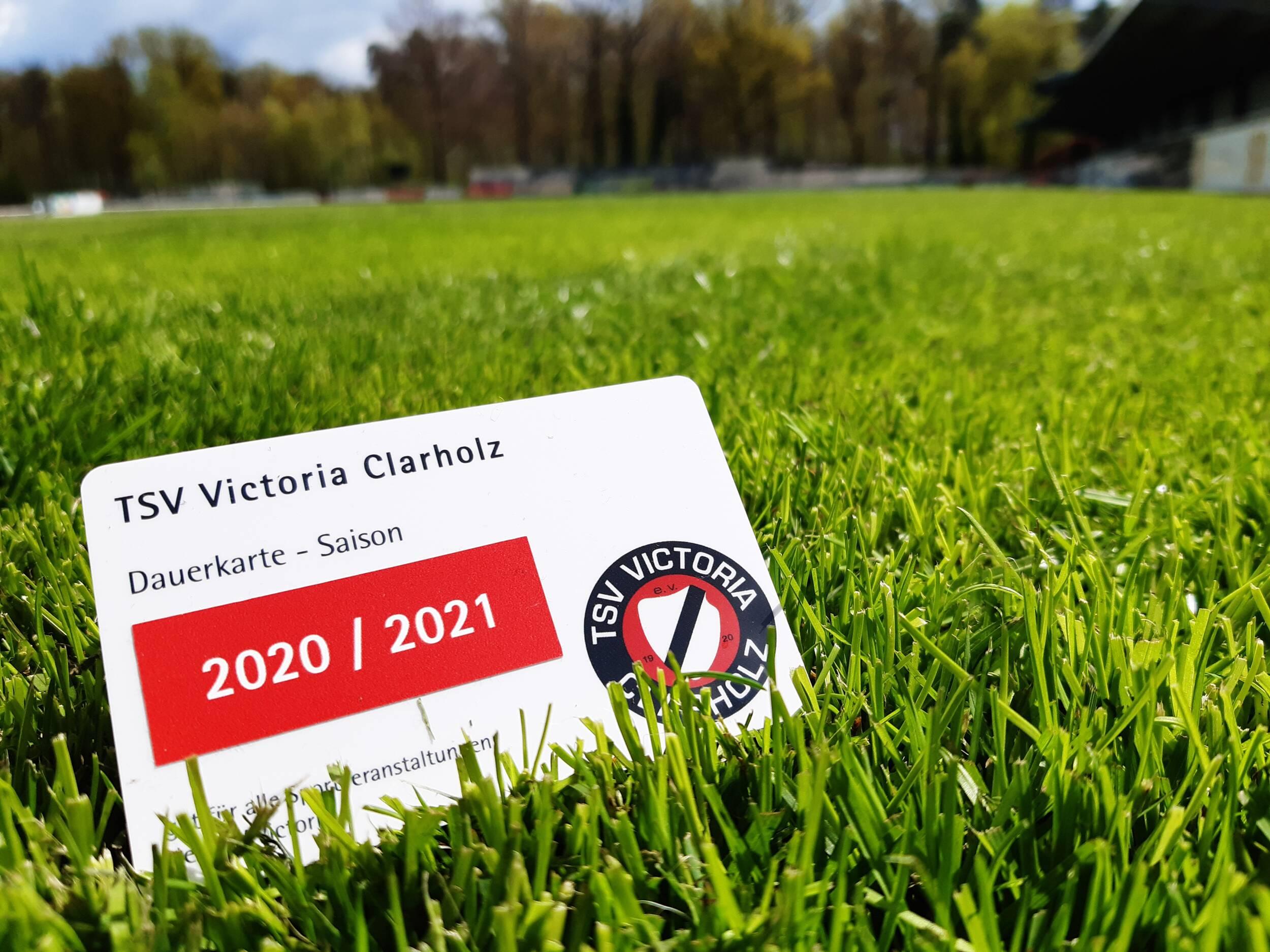 Fußball<br>Dauerkarten behalten Gültigkeit
